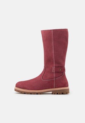 Boots - fuxia