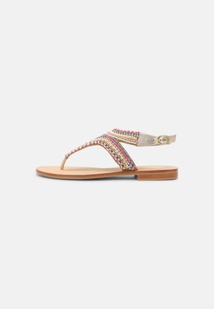 ITALA - Sandály s odděleným palcem - multi