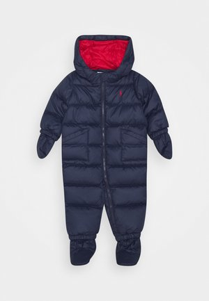 BUNTING OUTERWEAR - Snowsuit - cruise navy