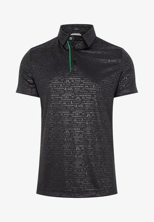 PINE - Polo shirt - black