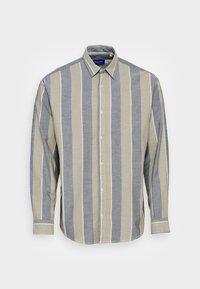 JORMICHAEL  - Shirt - martini olive/stripes