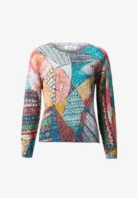Desigual - JERS_VEMAZZA - Sweatshirt - multicolor - 4