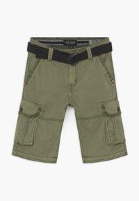 Cars Jeans - KIDS DURRAS - Cargobroek - olive - 0