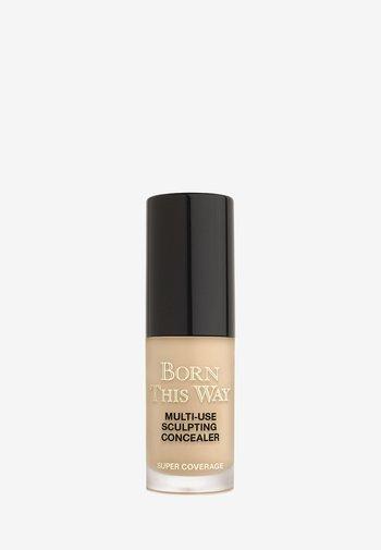 BTW SUPER COVERAGE CONCEALER - Concealer - natural beige