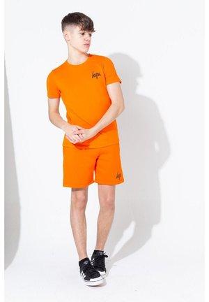 GRAFFITI  - Print T-shirt - orange