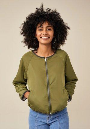 Light jacket - olivgrün