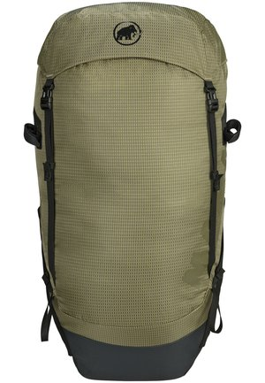 DUCAN  - Hiking rucksack - olive-black