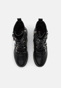 RAID - LUCIA BOOTIE - Cowboy/biker ankle boot - black - 5