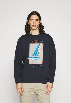 GRAPHIC - Sweater - white