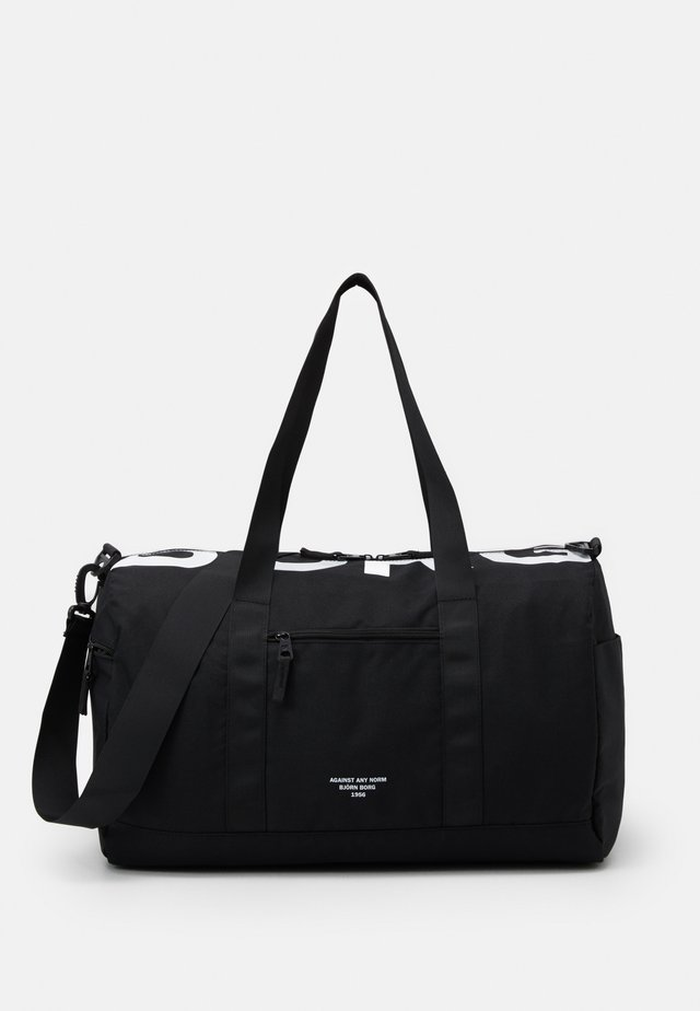 PETE SPORTSBAG - Sports bag - black