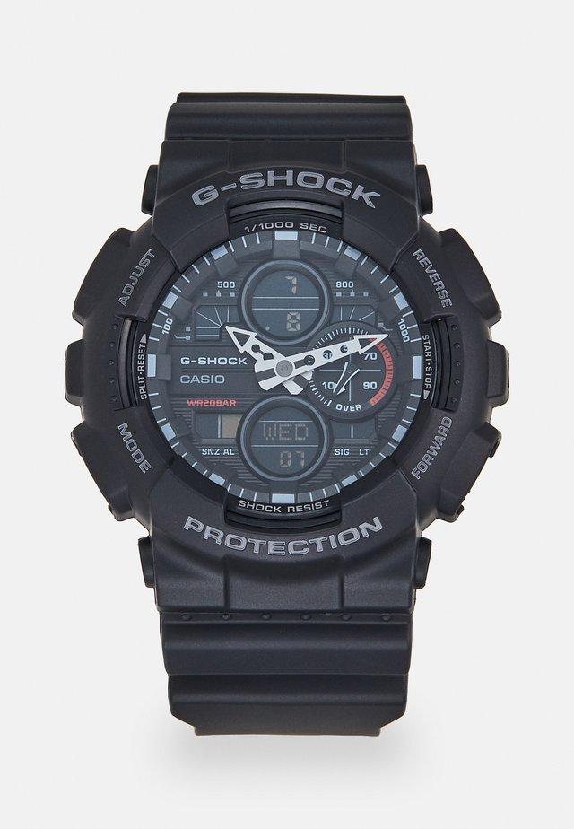 GSHOCK - Hodinky - black