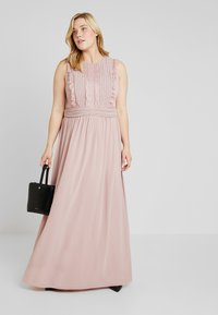 TFNC Curve - NEICY MAXI - Occasion wear - pale mauve - 2