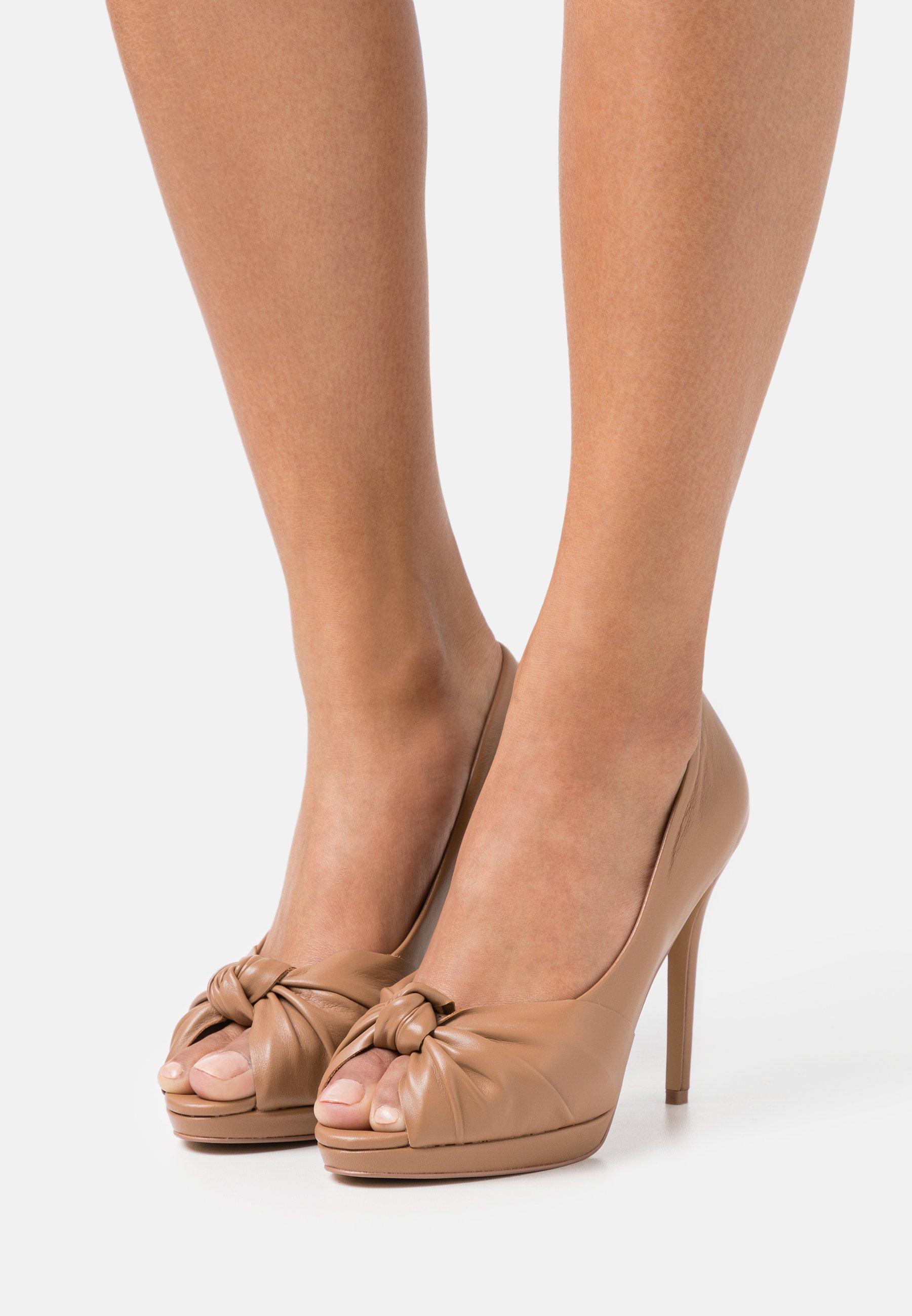 Women LILAS - Peep toes