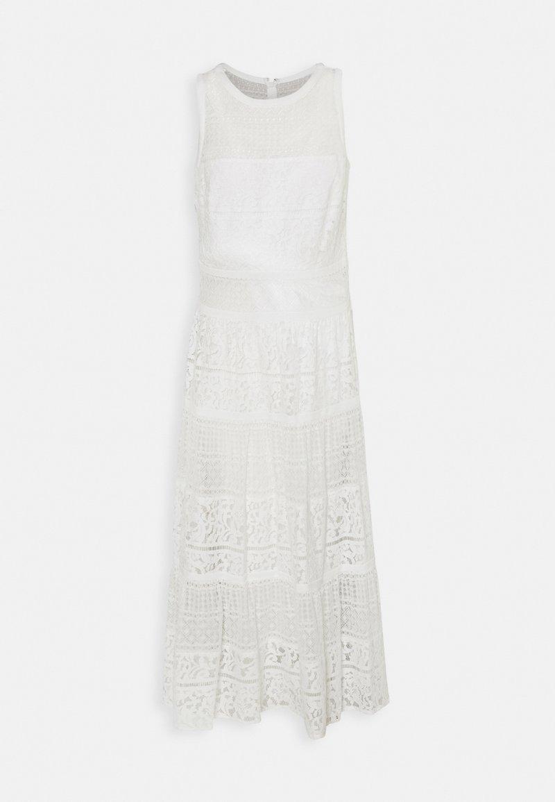 Lauren Ralph Lauren - CROWLEY FLORAL DRESS - Vestito elegante - white