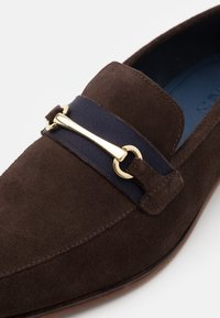 Zign - Mocassini eleganti - brown - 5