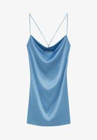 PULL&BEAR - Robe de soirée - blue grey - 4