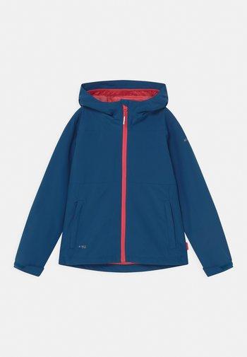 KELLER UNISEX - Waterproof jacket - navy blue