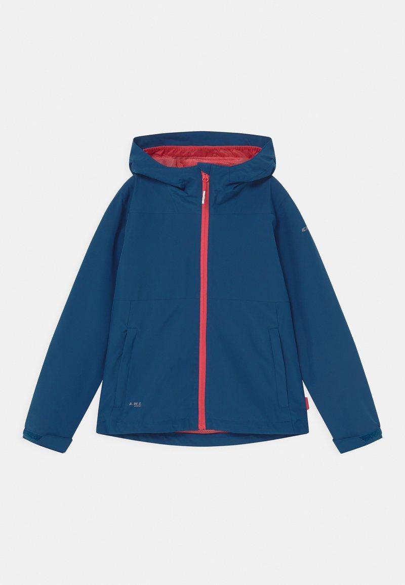 Icepeak - KELLER UNISEX - Outdoorová bunda - navy blue