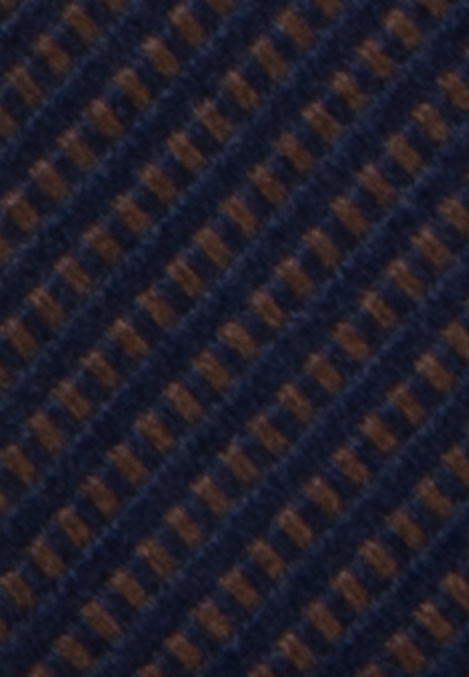 Seidensticker SLIM - Krawatte - braun - Herrenaccessoires hpFur