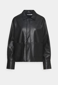 Carin Wester - INDOOR STANTON  - Faux leather jacket - black - 6