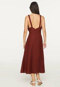 OYSHO - Day dress - brown - 2