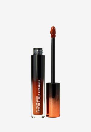 LOVE ME LIQUID LIPCOLOUR - Liquid lipstick - marrakesh me later