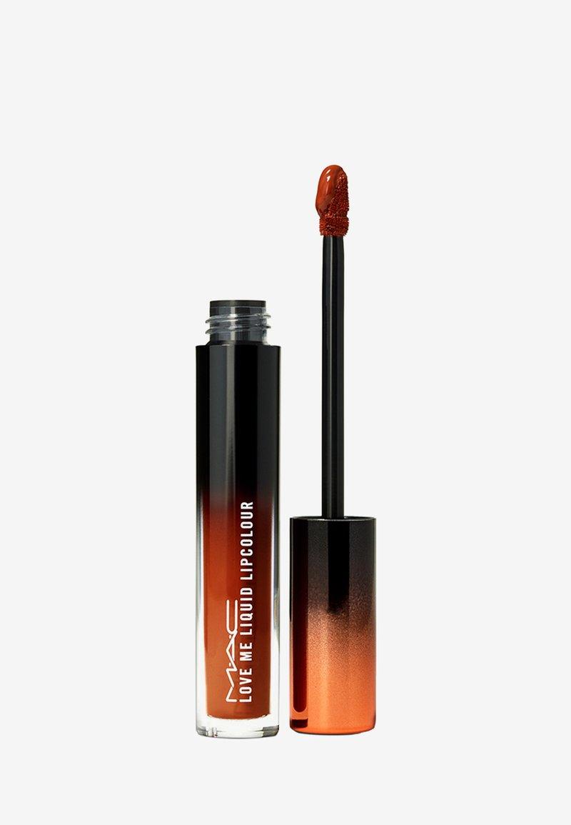 MAC - LOVE ME LIQUID LIPCOLOUR - Liquid lipstick - marrakesh me later