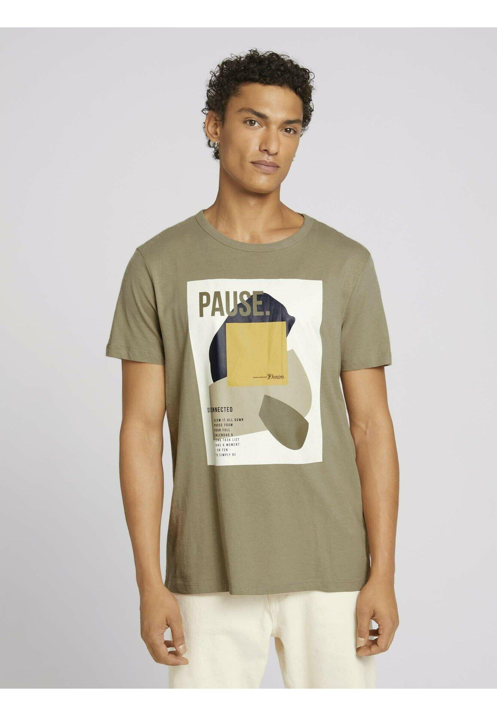 Herren T-SHIRT - T-Shirt print