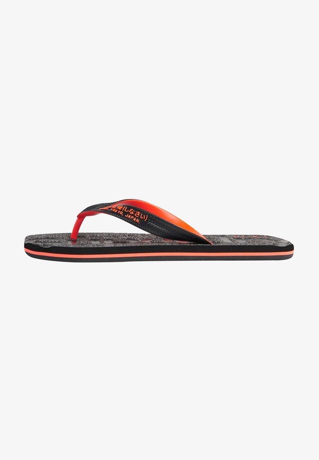 SCUBA GRIT - Pool shoes - black grit