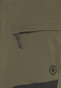 Color Kids - PANTS UNISEX - Outdoorové kalhoty - kalamata - 2