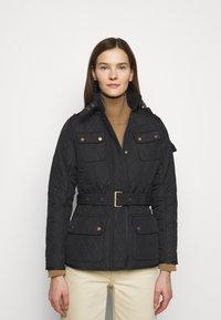 Barbour International - TOURER INTERNATIONAL - Light jacket - navy - 0