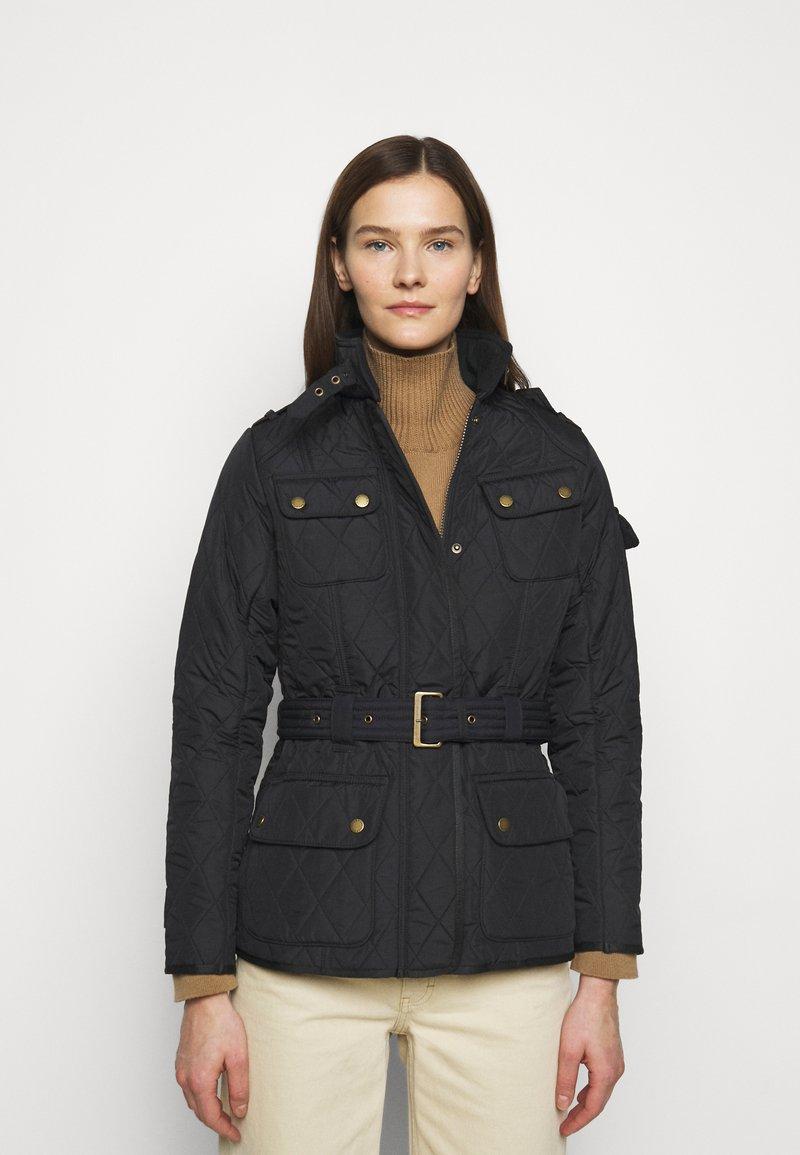 Barbour International - TOURER INTERNATIONAL - Light jacket - navy