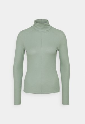 CAROL TURTLENECK - Long sleeved top - green