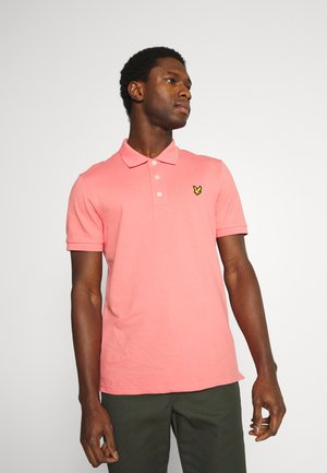 PLAIN - Polo - punch pink