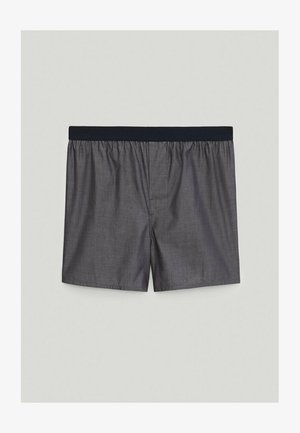 Boxer shorts - light grey
