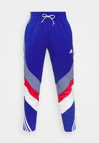 adidas Performance - PANTS - Tracksuit bottoms - bold blue - 4