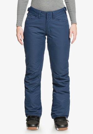 BACKYARD - Pantalón de nieve - medieval blue