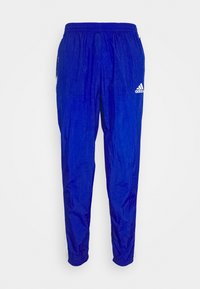 adidas Performance - TRACK - Träningsbyxor - team royal blue/white/scarlet - 5