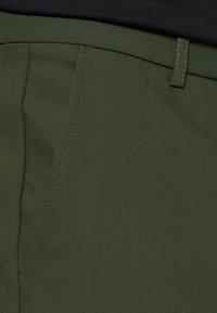 Samsøe Samsøe - FRANKIE PANTS - Kalhoty - khaki - 3