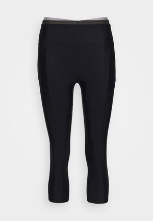 WHIITE WATER LEGGING - 3/4 sports trousers - black
