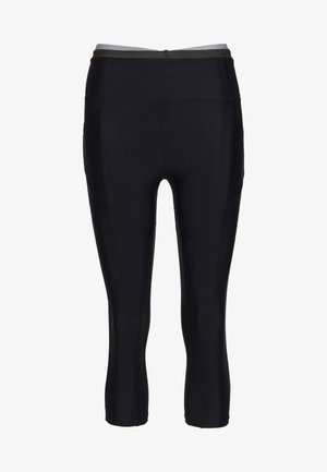 WHIITE WATER LEGGING - 3/4 sportbroek - black