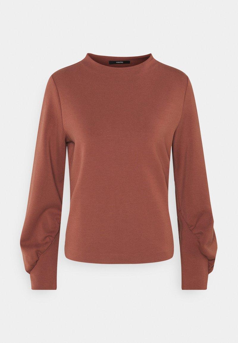 someday. - URMEL SOFT - Sweatshirt - like berry