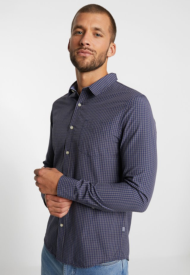 Shirt - dark blue