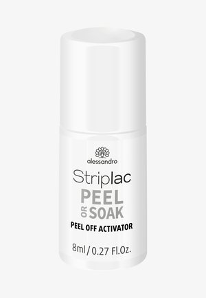 STRIPLAC PEEL OR SOAK PEEL OFF ACTIVATOR - Dissolvant - -