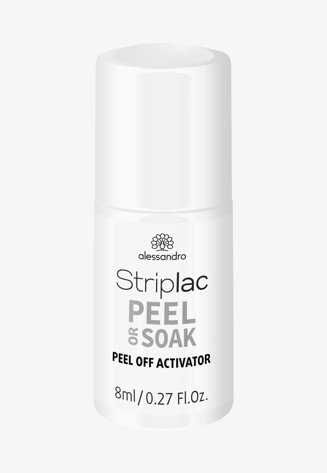 STRIPLAC PEEL OR SOAK PEEL OFF ACTIVATOR UV LAMP - Dissolvant - -