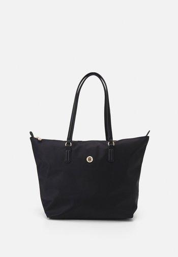 POPPY TOTE - Handbag - black