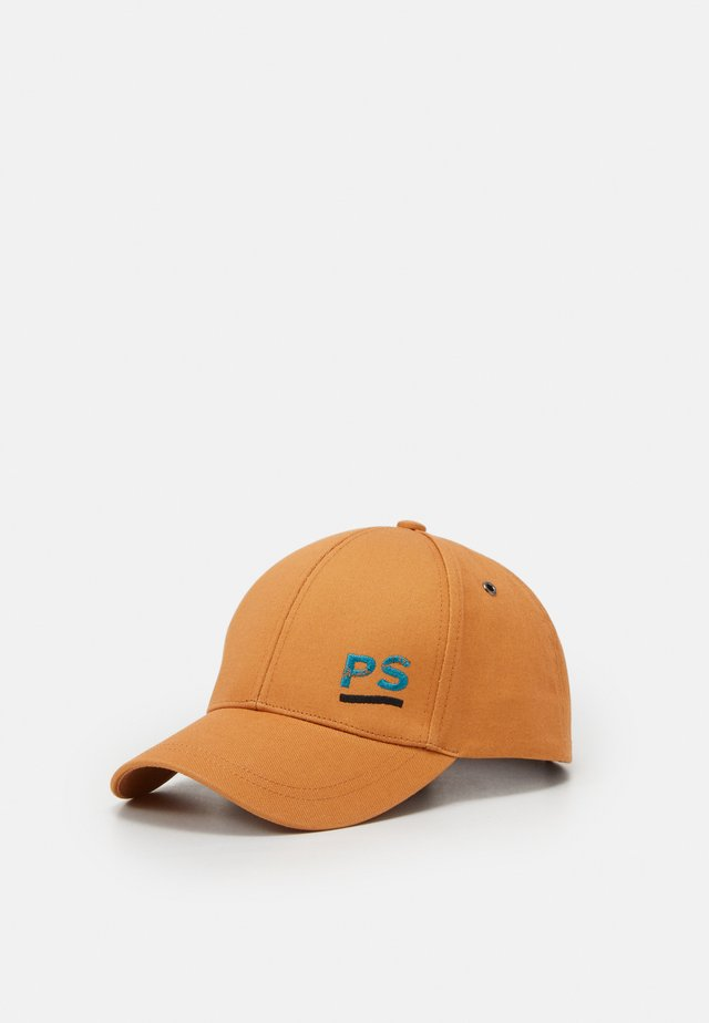 EXCLUSIVE UNISEX - Cap - cognac