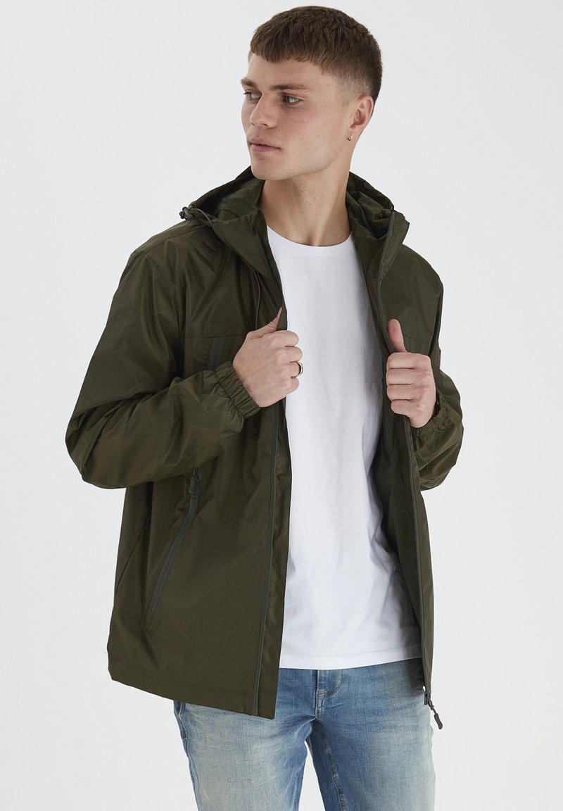 Blend - OUTERWEAR - Outdoor jacket - forest night