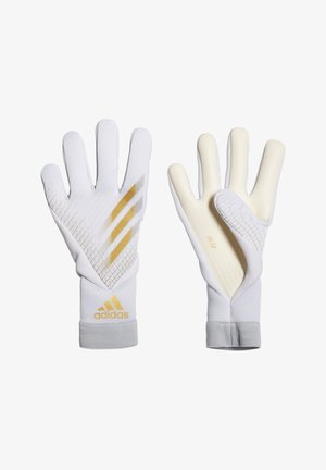 Goalkeeping gloves - weissgold