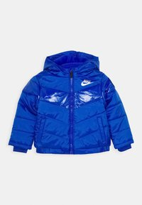 Nike Sportswear - COLOR BLOCK HEAVY PUFFER - Winter jacket - game royal - 0